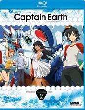 CAPTAIN EARTH COLLECTION 2 REGION 1 NEW BLU-RAY BOX8542 L