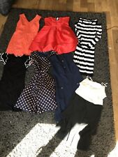 Womens Ladies Dress Bundle Joblot Size 12