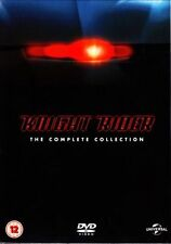 Knight Rider - The Complete TV Series Collection Box Set DVD - NEW & SEALED