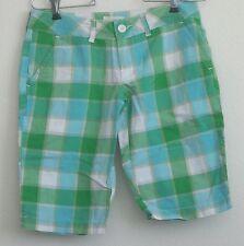 LiLu Shorts Plaid Size 1 W29