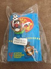 Toy Story Mr Potato Head Football Cystic Fibrosis Sucker NEW & SEALED