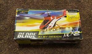 Blade MCX2 Helicopter Horizon EFlite Spektrum -All Original In Box