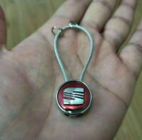 SEAT 2020 KEYRING KEY CHAIN RING FOB CHROME METAL NEW GIFT