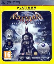 Batman Arkham Asylum (PS3 Playstation 3, 2009) FREE US Shipping NEW