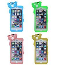 Markenlose Handy-Taschen & -Schutzhüllen aus Silikon mit Motiv für das iPhone 5s