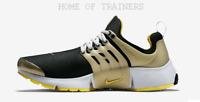 Nike Air Presto QS Brutal Yellow Black 789870 001 Men's Trainers All Sizes (PTI)