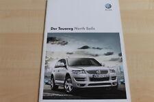 100000) VW Touareg North Sails Prospekt 11/2008