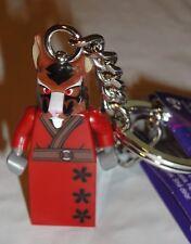 LEGO Minifigure Keychain Key Chain Keyring Splinter Teenage Mutant Ninja Turt 6+