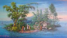 Stunning Art by Haitian Master Jean Louis Bonaventure