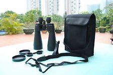 Zion Big-Eye-Lens PowerView 20X-280X70 Military SUPER Zoom Binoculars Hunting
