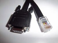 RS232 APC SMART UPS  9PIN TO RJ50 CABLE FOR SMX750 MODEL