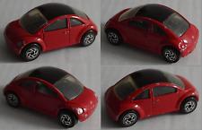 Matchbox – VW Concept 1 / New Beetle rot