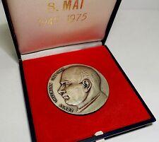 настольная медаль Ernst Thalmann 1886 – 1944