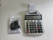 Canon P23-Dhv Printing Calculator
