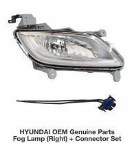 OEM Genuine Parts Fog Lamp Light RH Assy Connector for HYUNDAI 2011-17 Veloster