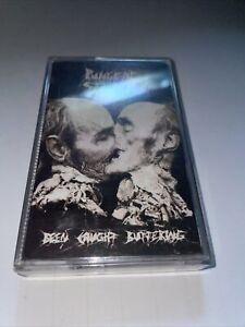 PUNGENT STENCH Been Caught Buttering Cassette Tape 1991 Death Metal Rare