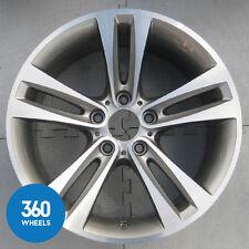"1 x Genuine Bmw 18"" 3 4 série 8J M Sport 397 Star Spoke roue en alliage 6796247"