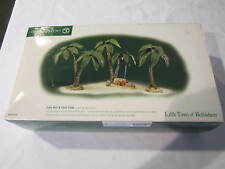 DEPARTMENT 56 LITTLE TOWN OF BETHLEHEM - TOWN WELL & PALM TREES - RETIRED 1999