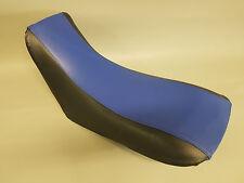 Polaris SCRAMBLER 90 Seat Cover in 2-TONE BLUE & BLACK or 25 COLOR OPTIONS