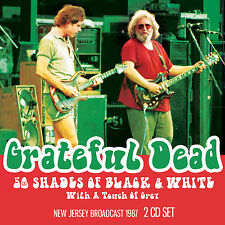 GRATEFUL DEAD New Sealed 2017 UNRELEASED 1987 NEW JERSEY LIVE CONCERT 2 CD SET
