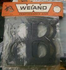 NOS Vintage Weiand 8992 8984  Hi-Ram Intake Manifold Gaskets Hot Rod Speed Shop
