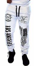 ZAHIDA Damen Jogginghose Sporthose Fitness Hose Trainingshose USA US Hip Hop Rap