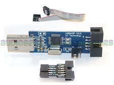 USBasp USB ISP Programmer, cable & adapter KK2.0 KK2.1 Multiwii ATMega UK TESTED