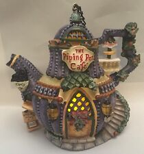 Betty Padden 'the Piping Pot Cafe' Christmas ornament - rare collectable