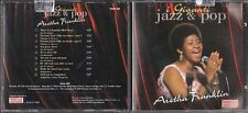 cd 967 i giganti del jazz e pop aretha franklin