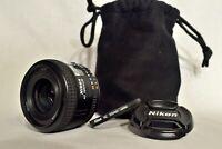 [Excellent+++++]Nikon NIKKOR 35mm f/2 D AF Lens NIKON F-mount 1:2 From Japan