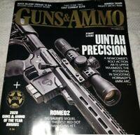 Guns& Ammo Magazine ... First  Look!  UINTAH PRECISION,  December   2020