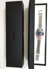 Q Timex Reissue 38mm Stainless Steel Bracelet Watch - TW2T80700ZV BRAND NEW