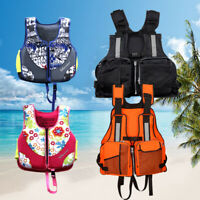 Buoyancy Aid Life Jacket Adult Child Kids 50N PFD Kayak Sailing Canoe Bouyancy