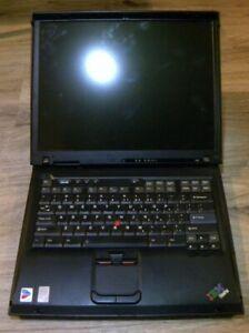 IBM ThinkPad R52 Faulty NO HDD NO RAM #7