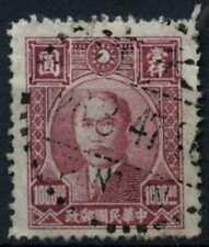 China PRC 1946-1947 SG#893 $1000 Claret usado #D65081