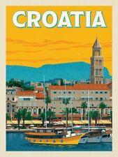 """CROATIA 2""""x3 """"Photo Fridge Magnet"""