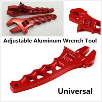 Portable Adjustable Aluminum Alloy Lightweight AN Fitting Wrench Tools For Car