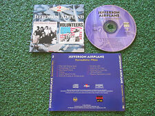 JEFFERSON AIRPLANE **Surrealistic Pillow** RARE PRINT CD Spain 1996