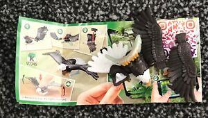Kinder surprise Egg Toy - Natoons - Eagle Pk1. Free Postage.