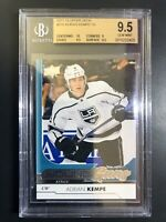 2017-18 Upper Deck Adrian Kempe Young Guns Rookie BGS 9.5