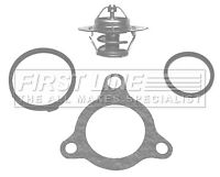 Coolant Thermostat fits FIAT DUCATO 280 2.0 82 to 90 Firstline Quality New