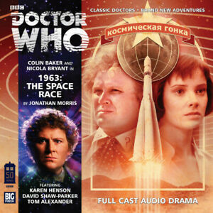 Doctor Who: 1963: The Space Race - Big Finish 168 - Sixth Doctor Colin Baker 6th