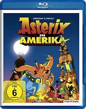 Asterix - In America Blu Ray Hahn, Gerhard Roger Carel, Pierre Tornade, Gerhard