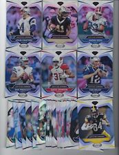 TOM BRADY 2018 Panini Certified Complete Set of Certified DIamonds 1-30