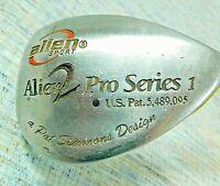 "Alien Sport 2 Pro Series 1 Sand Wedge Pat Simmons Design Graphite Shaft 35"""