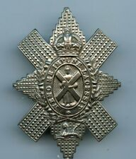 The  Royal Highlanders Black Watch  Cap Badge 1937-52