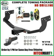 CLASS 3 CURT TRAILER HITCH PACKAGE w FUSION MOUNT FOR  2007-2015 MAZDA CX9 CX-9