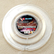 NEW Sea Lion 100% Made in Japan Fluorocarbon Leader Fishing Line 60LB 30M