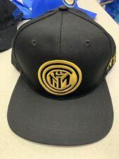 1 CAPPELLO INTER UFFICIALE CAP OFFICIAL VISIERA COTONE 100% FC  INTERNAZIONALE 0308817aaeb1