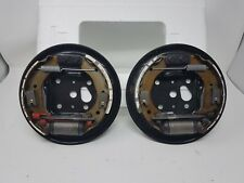 New Gen Ford Escort 5/6/7/Fiesta 4 Rear brake back plates complete with shoes